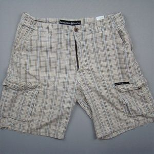 Beverly Hills Polo Club shorts plaid Size 34